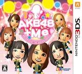 AKB48+Me 3DS cover (AKBJ)