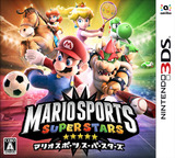 Mario Sports Superstars 3DS cover (AUNJ)