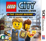 LEGO City Undercover - The Chase Begins 3DS cover (AA8K)