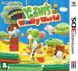 Poochy & Yoshi's Woolly World 3DS cover (AJNK)