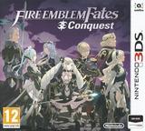 Fire Emblem Fates - Conquest 3DS cover (BFYP)