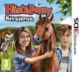Häst & Ponny - Rivalerna 3DS cover (AMUP)