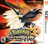 Pokémon Ultra Sun 3DS cover (A2AE)