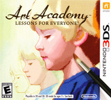 Art Academy - Lessons for Everyone 3DS cover (AACE)