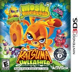 Moshi Monsters - Katsuma Unleashed 3DS cover (ADME)