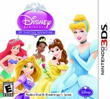 Disney Princess - My Fairytale Adventure 3DS cover (ADPE)