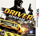 Driver - Renegade 3DS cover (ADRE)