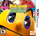 Pac-Man and the Ghostly Adventures 3DS cover (AEJE)