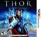 Thor - God of Thunder 3DS cover (AGTE)