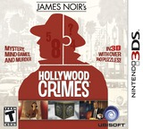 James Noir's Hollywood Crimes 3DS cover (AHCE)