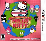 Travel Adventures with Hello Kitty 3DS cover (AHKE)