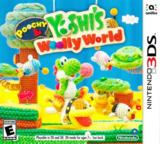 Poochy & Yoshi's Woolly World 3DS cover (AJNE)