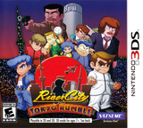 River City: Tokyo Rumble 3DS cover (AK2E)