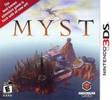 Myst 3DS cover (AM7E)