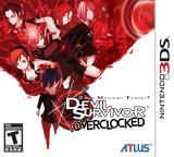 Shin Megami Tensei - Devil Survivor Overclocked 3DS cover (AMTE)