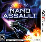 Nano Assault 3DS cover (AN3E)