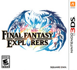 Final Fantasy Explorers 3DS cover (BCEE)