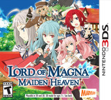 Lord of Magna - Maiden Heaven 3DS cover (BKKE)