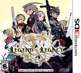 The Legend of Legacy 3DS cover (BLLE)