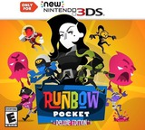 Runbow Pocket Deluxe Edition New3DS cover (CDRE)