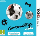 Nintendogs + Cats - French Bulldog & New Friends 3DS cover (ADBP)