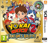 Yo-Kai Watch 2: Fleshy Souls pochette 3DS (BYHP)