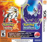 Pokémon Sun 3DS cover (BNDE)