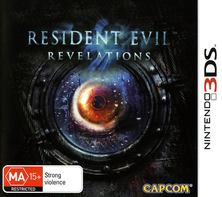 Resident Evil - Revelations 3DS coverHQ (ABRP)