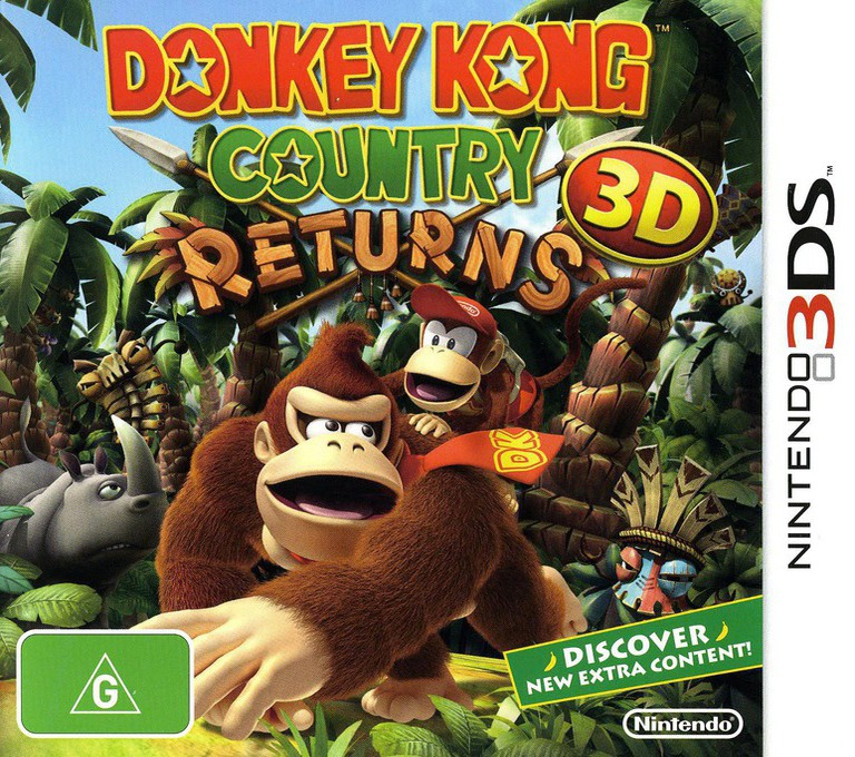Donkey Kong Country Returns 3D 3DS coverHQ (AYTP)
