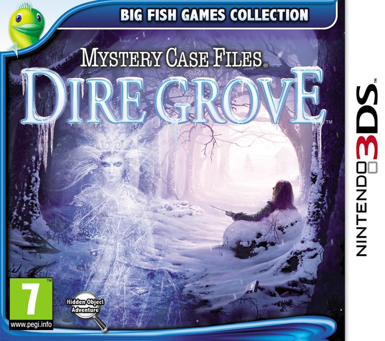 Mystery Case Files - Dire Groves 3DS coverHQ (ADHP)