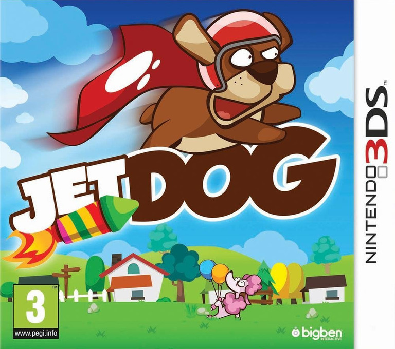 Jet Dog 3DS coverHQ (AJTP)