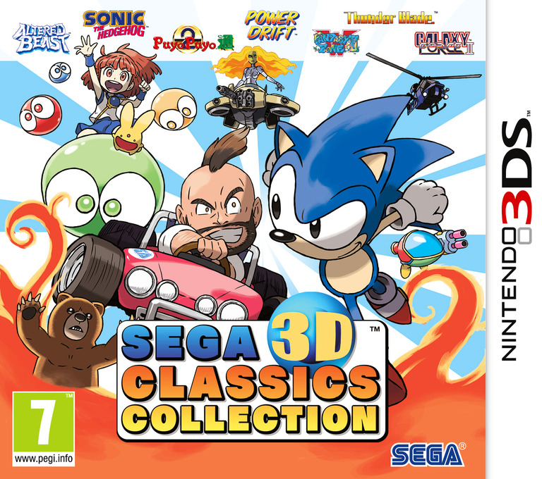 SEGA 3D Classics Collection 3DS coverHQ (AK3P)