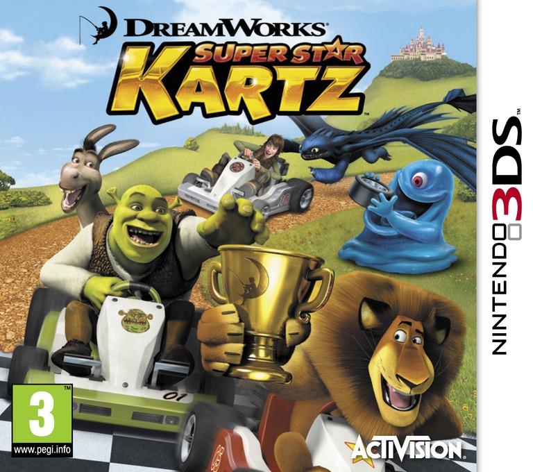 DreamWorks Super Star Kartz 3DS coverHQ (AKZP)