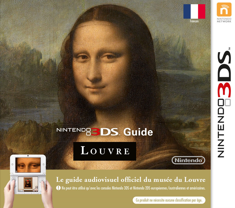 Nintendo 3DS Guide - Louvre 3DS coverHQ (AL8F)