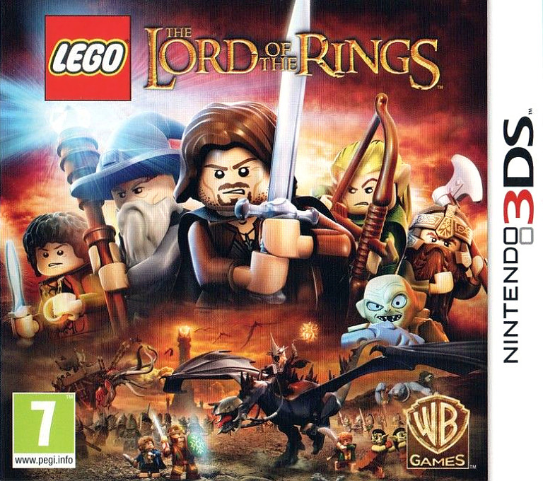 LEGO The Lord of the Rings 3DS coverHQ (ALAP)