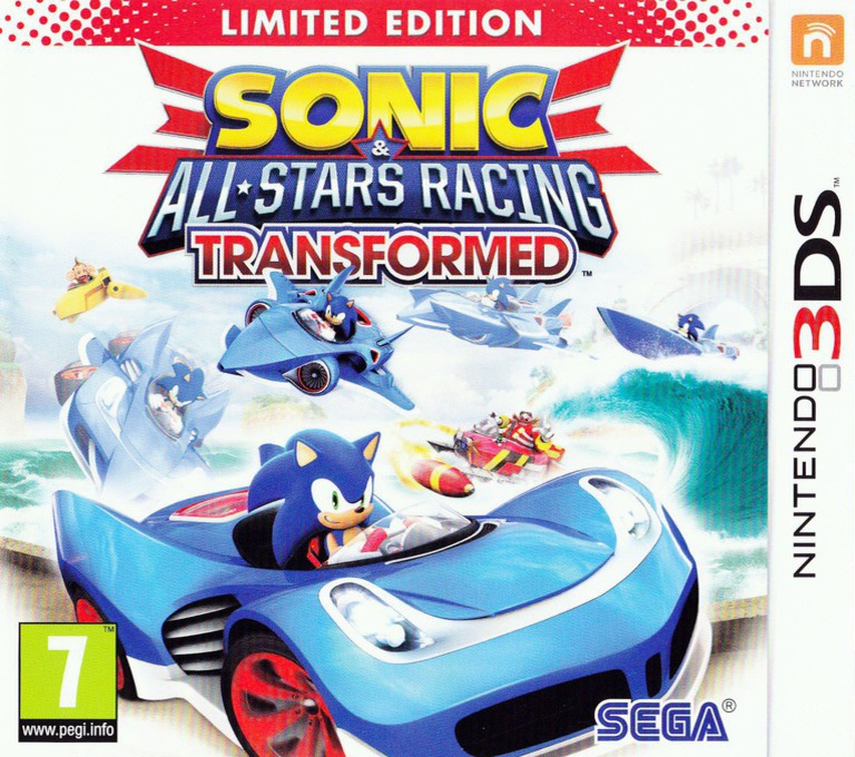 Sonic & All-Stars Racing Transformed 3DS coverHQ (ALLP)