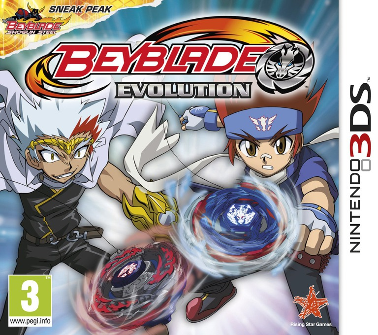 Beyblade - Evolution 3DS coverHQ (ARXP)