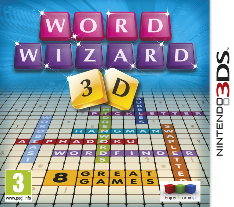Word Wizard 3D 3DS coverHQ (AWWP)