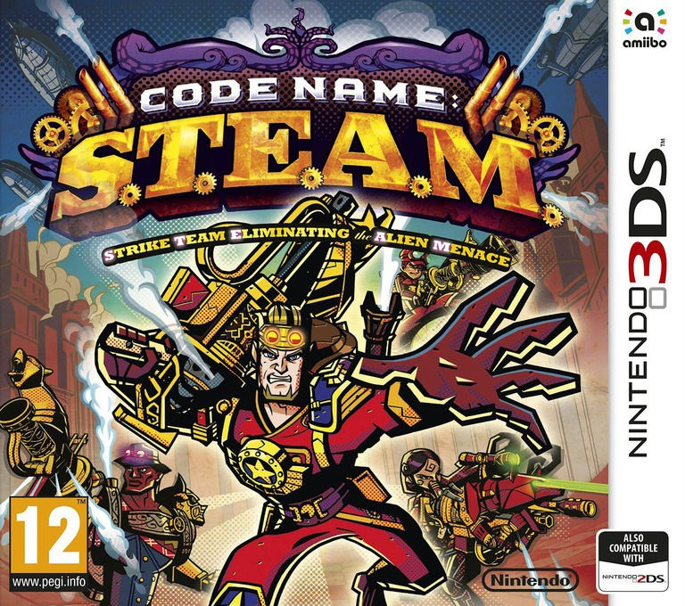 Code Name: S.T.E.A.M. 3DS coverHQ (AY6A)