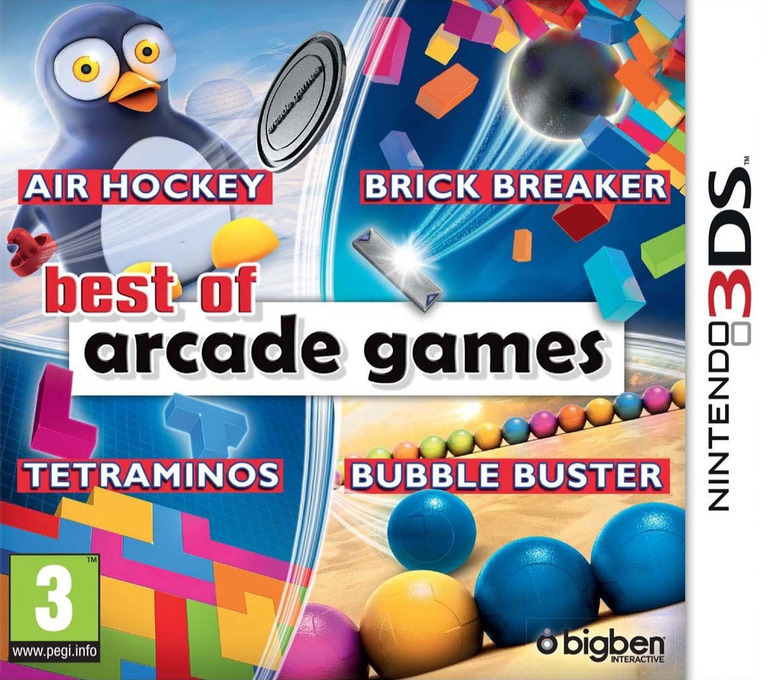 Best of Arcade Games Array coverHQ (AYHP)
