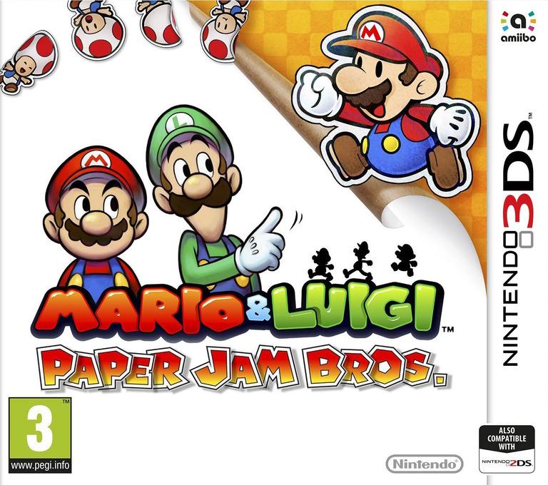 Mario & Luigi - Paper Jam Bros. 3DS coverHQ (AYNP)