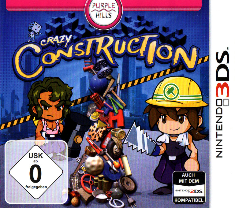 Crazy Construction 3DS coverHQ (BCZP)