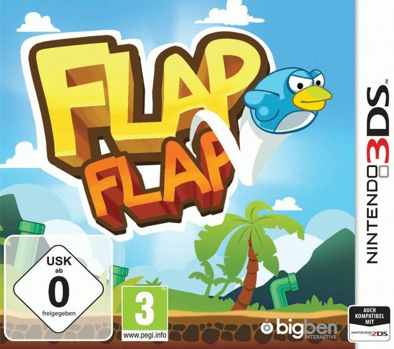 Flap Flap 3DS coverHQ (BFFP)