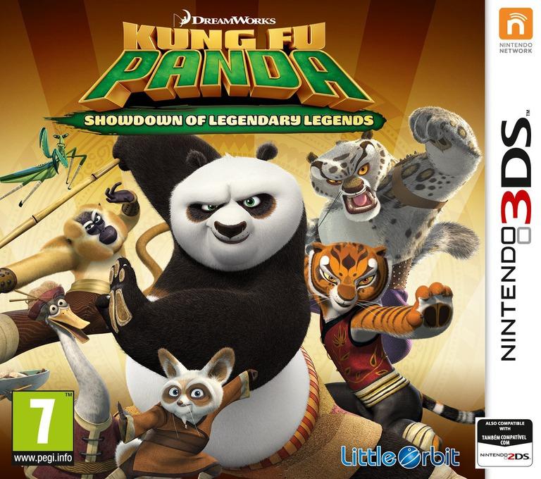 Kung Fu Panda: Showdown of Legendary Legends 3DS coverHQ (BKFP)