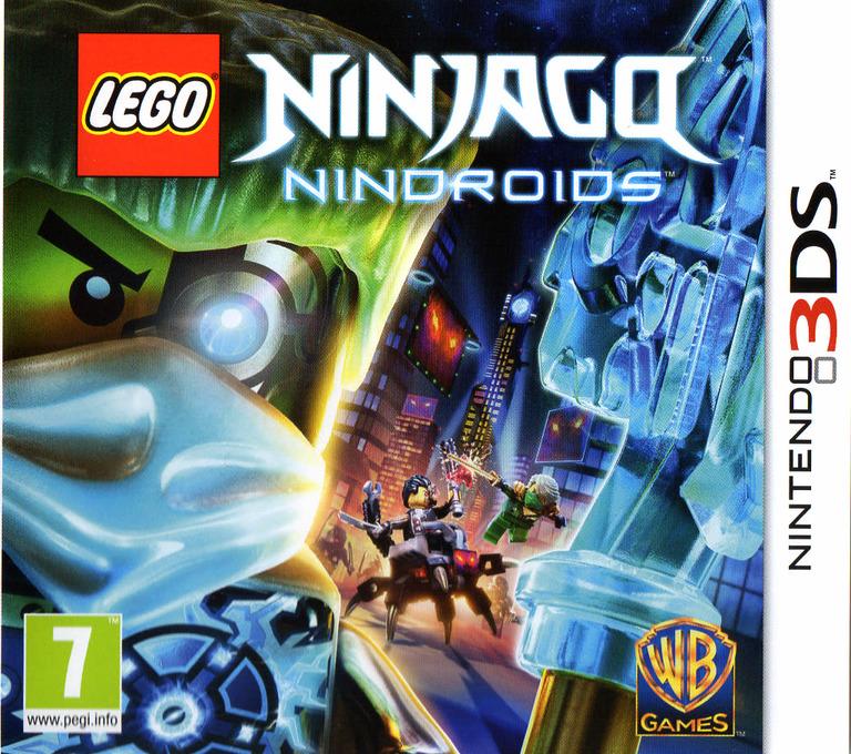 LEGO Ninjago - Nindroids 3DS coverHQ (BLNZ)