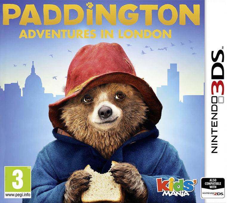 Paddington - Adventures in London 3DS coverHQ (BPLP)