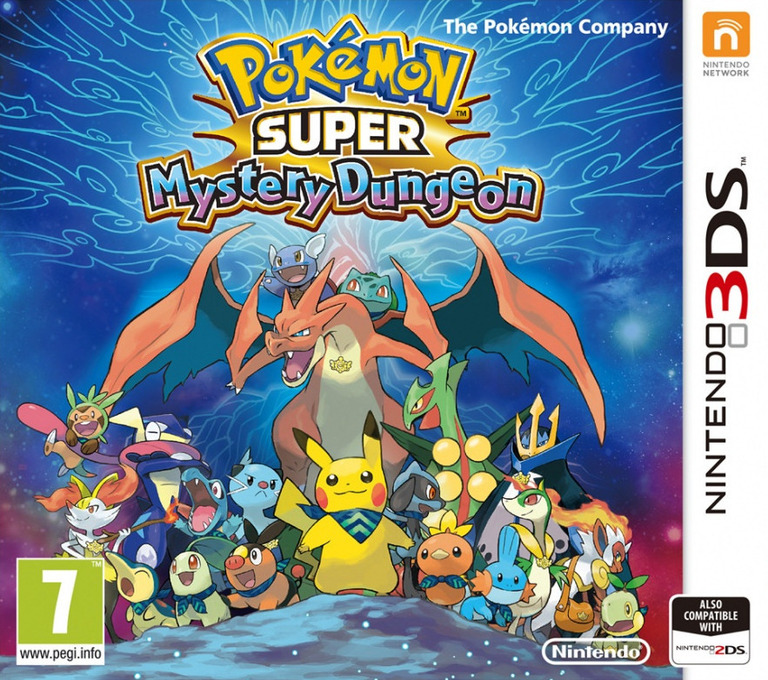 Pokémon Super Mystery Dungeon 3DS coverHQ (BPXP)