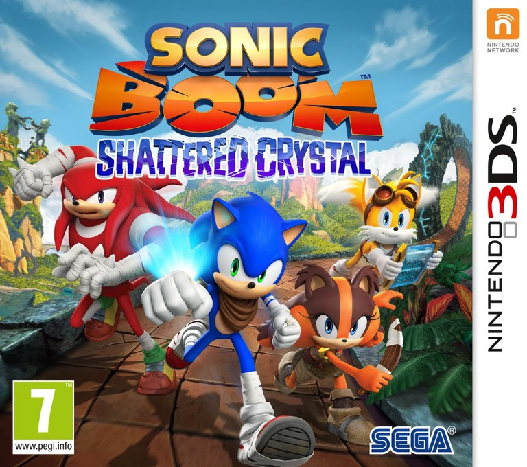 Sonic Boom - Shattered Crystal 3DS coverHQ (BSYP)