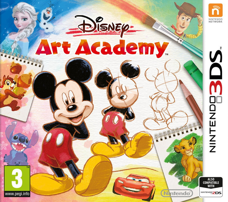 Disney Art Academy 3DS coverHQ (BWDP)