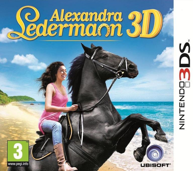 Alexandra Ledermann 3D 3DS coverHQ (AHSP)